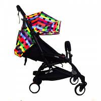 Детская коляска YOYA 175А+ радуга