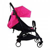 Детская коляска YOYA 175А+ розовая