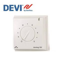 Терморегулятор електронний DEVIreg 130