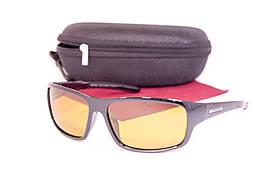 Очки для водителей с футляром F9602-1