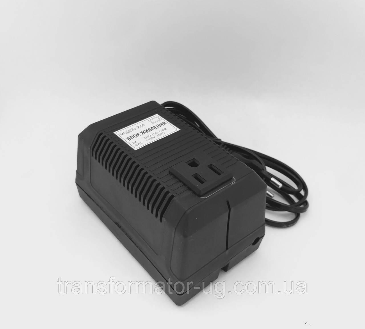 Преобразователь напряжения с 220v на 110v-120V 160W