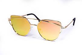 Детские очки с оранжевой линзой polarized D9495-4