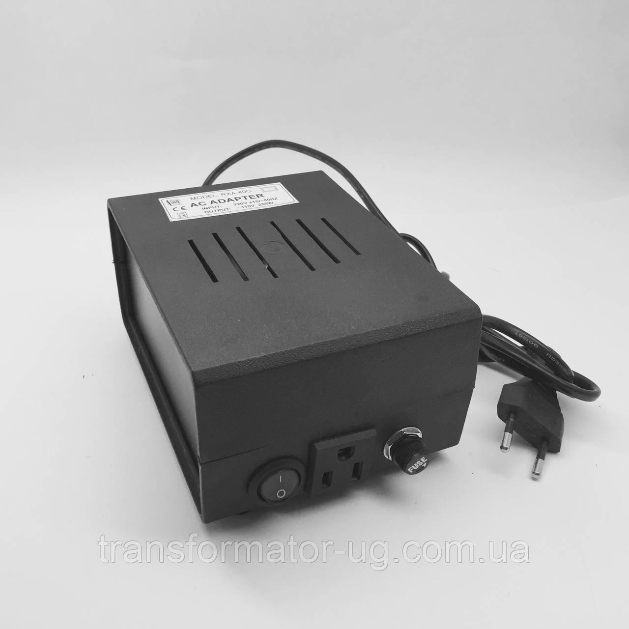 Преобразователи напряжения с 220v на 110v-120V 250w