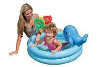 """Детский бассейн """"Дельфин с игрушками"""" Intex 57400, фото 1"""
