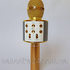 Караоке-микрофон WSTER WS-858 Bluetooth, фото 2