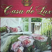 Постельное белье Casa de Lux (Ранфорс) - Семейный