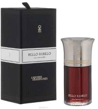 Liquides Imaginaires  Bello Rabelo 100мл  оригинальная парфюмерия