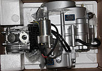 Двигатель мопед Дельта,Альфа -110см3 механика