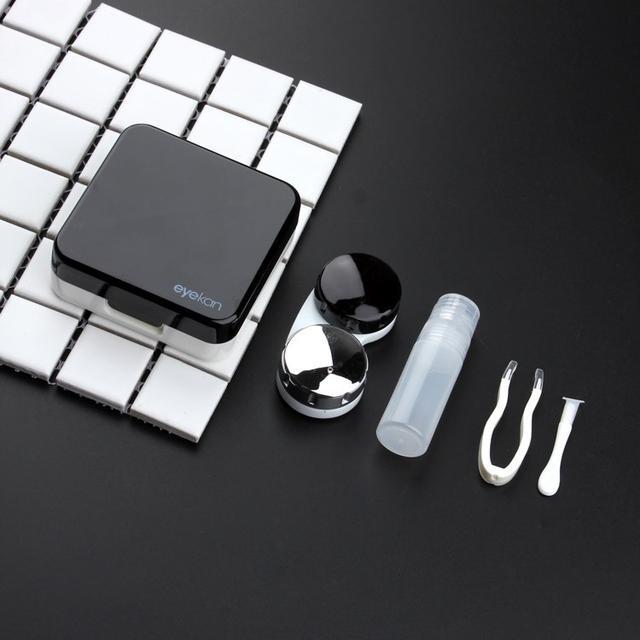 Зеркальныйконтейнер для линз