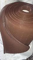 Резиновая дорожка коричневая 2370х1200 мм