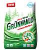 """Бесфосфатный стиральный порошок """" Grunwald """" Горная Свежесть 3 кг (35 стирок)"""