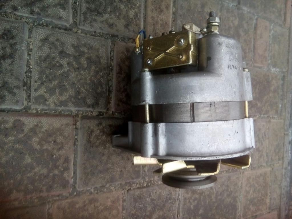 Генератор переменного тока (ПАЗ), Г287М.3701