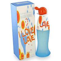 MOSCHINO I LOVE LOVE 100 мл (100% Оригинал) (EDT туалетная вода)