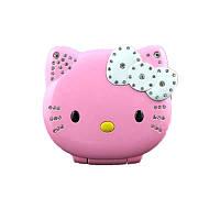 Детский Мини Мобильный Телефон HELLO KITTY (РОЗОВЫЙ)