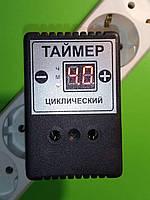 Реле времени таймер циклический ТЦ-2 цифровой на 10 А