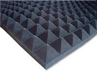 Звукопоглощающая плита Mappysil 360 Pyramid 1000*1000*70 мм