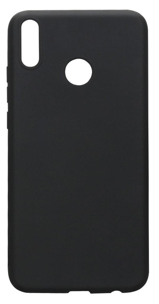 Чехол Silicone Case для Huawei P Smart 2019 прорезиненный оригинальный