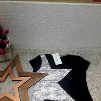 Футболка Звезда для девочек 6-14 лет Турция, фото 1