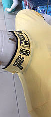 Футболка мужская молодежная  с воротником(поло) fila фила Турция, фото 2