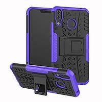 Чехол Armor Case для Asus Zenfone 5 / 5Z (ZE620KL / ZS620KL) Фиолетовый