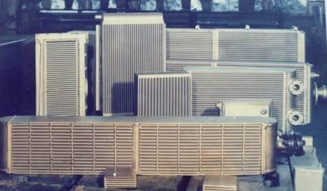 Теплообменники для охлаждения масла компрессоров Паяный теплообменник Машимпэкс (GEA) GNS 500 Саров
