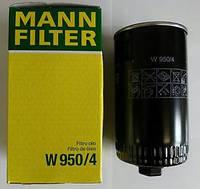 Фильтр масл.VW Transporter 2.4D-9/90, 2.5TDI -03 MANN W950/4