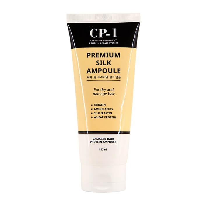 Сыворотка несмываемая для волос с протеинами шелка Esthetic House CP-1 Premium Silk Ampoule