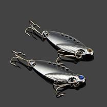 11g 5см VIB swimbait рыба приманка металла Твердые приманки приманки с рыболовный крючок - 1TopShop, фото 2