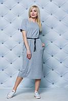 Платье женское летнее меланж, фото 1
