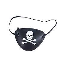 ХэллоуинPirateEyePatchCostumesПираты Карибского моря Аксессуары для маскарадов Cyclops Goggle - 1TopShop, фото 3