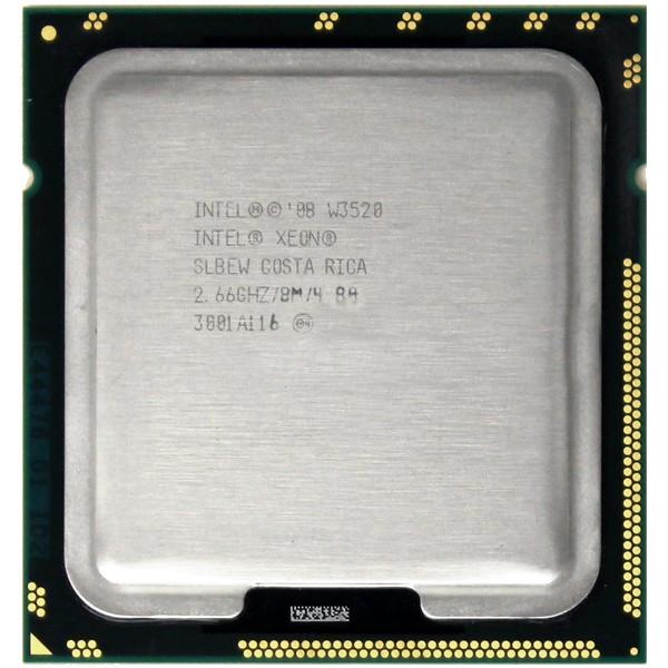 Процессор Intel Xeon W3520 /4(8)/ 2.66-2.93GHz + термопаста 0,5г