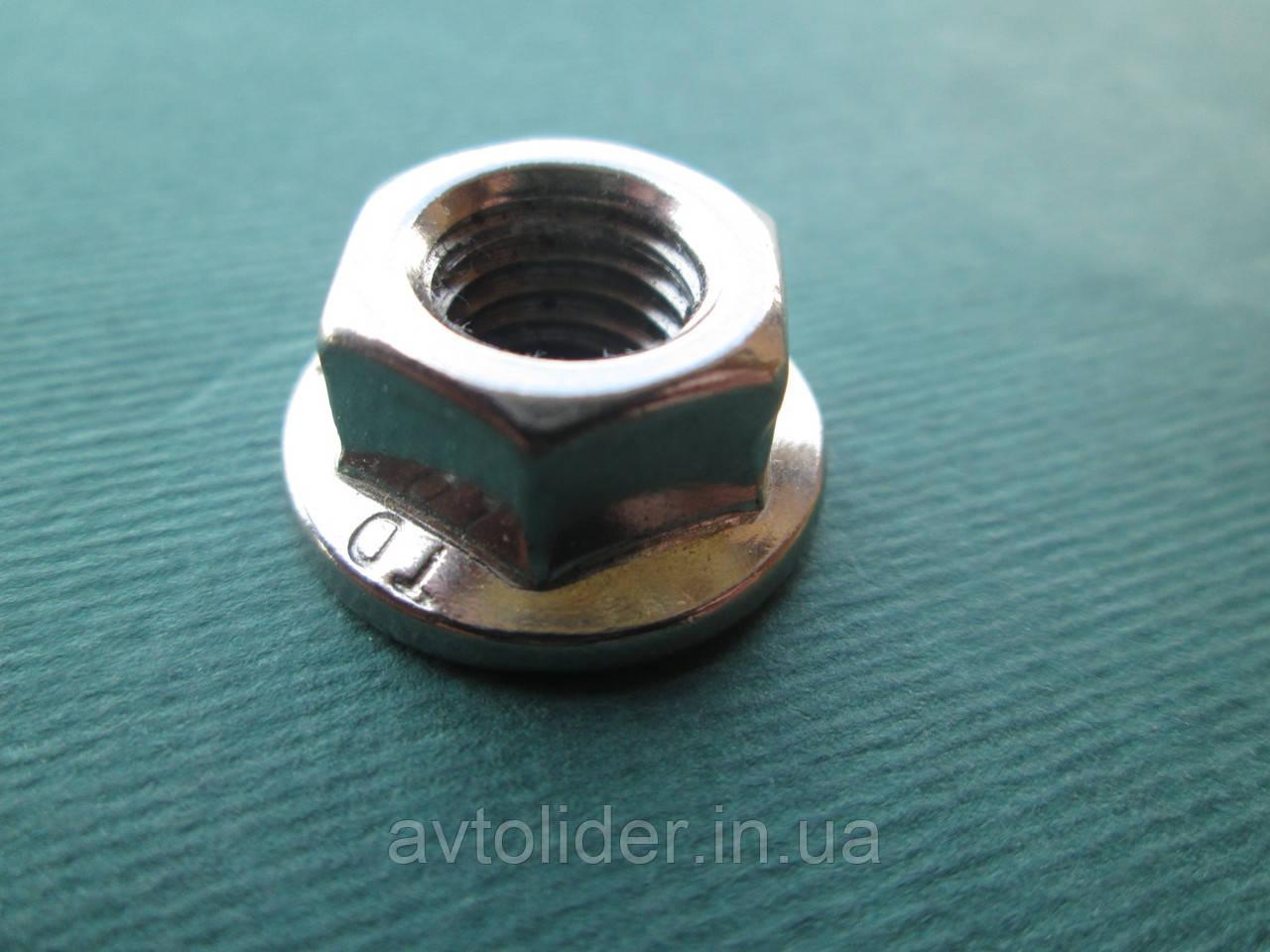 DIN 6923 (ISO 4161) : нержавеющая гайка с фланцем