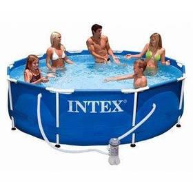 INTEX. Каркасные Бассейны