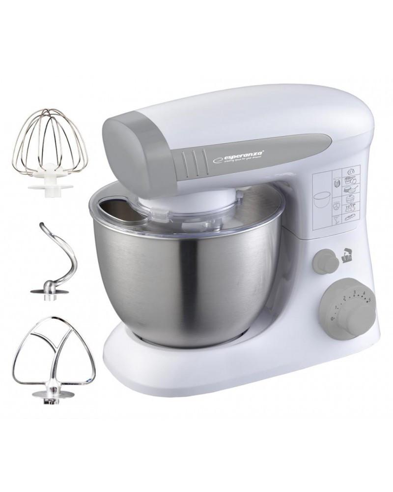 Кухонный комбайн-тестомес Esperanza EKM024 Cooking Assistant 4л
