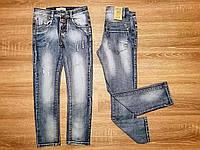 Джинсовые брюки для мальчиков Grace.140-146 р.
