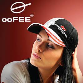 Кепки COFEE, Чехия, более 20 моделей, 100% хлопок
