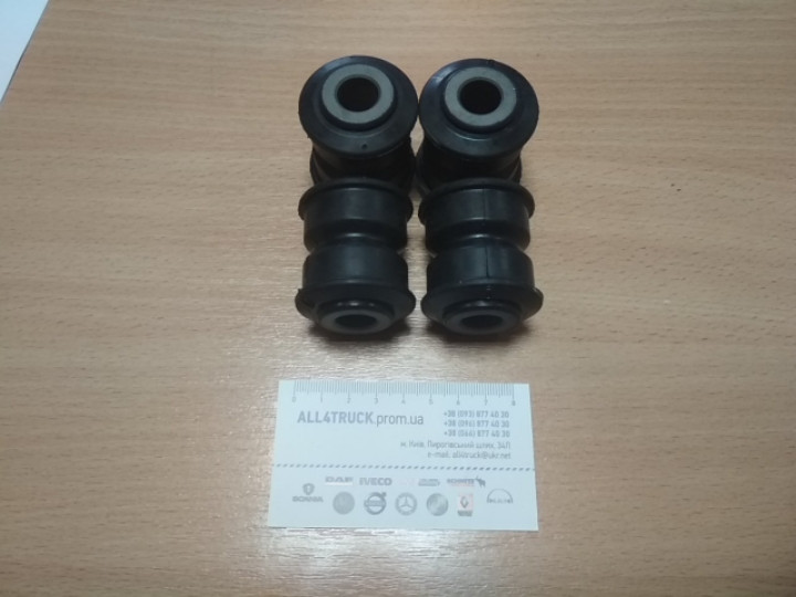 Сайлентблок стабилизатора MAN G90,L2000 14x37x51mm