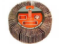 Диск лепестковый шлифовальный на дрель 80х40мм зерно 60 GRAND TOOL