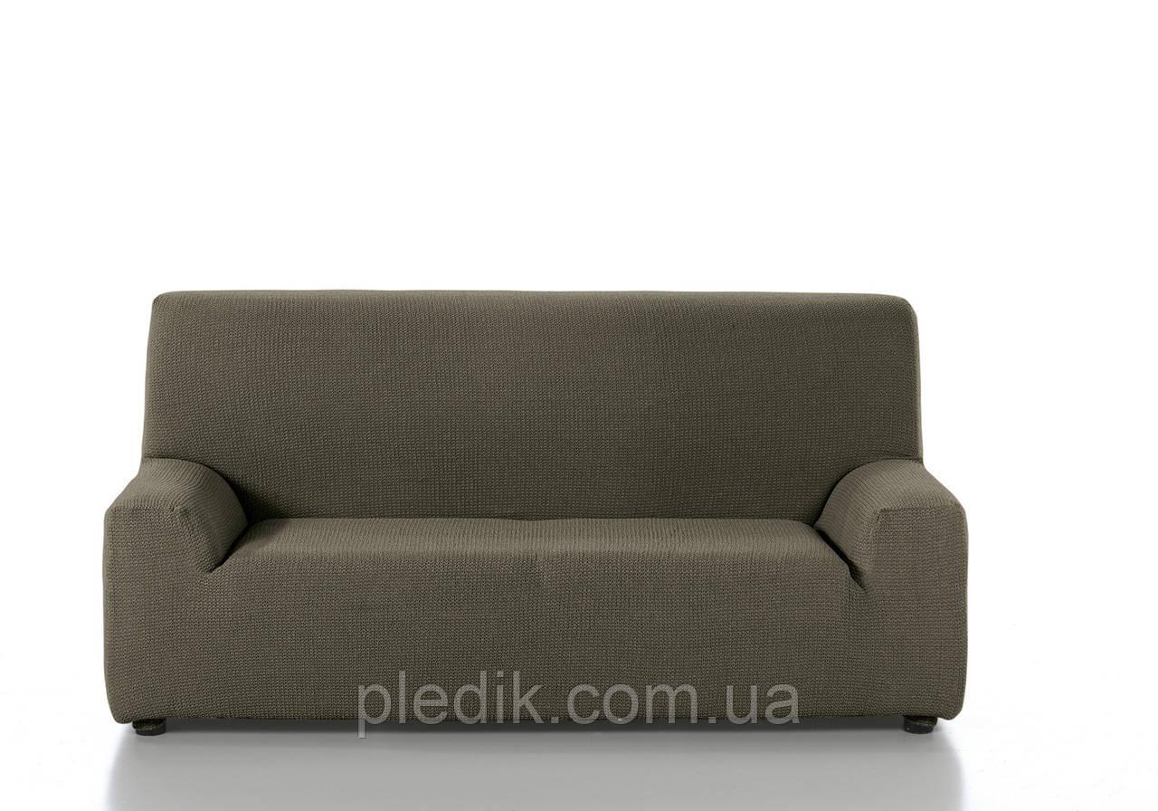 Чохол на диван натяжний 4-х місцевий Іспанія, Cosa Textil Edir Едір Тютюн