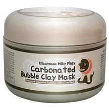 Маска для лица глиняно-пузырьковая Elizavecca Face Care Milky Piggy Carbonated Bubble Clay Mask 100 мл