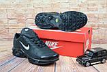 Кроссовки A 622 (Nike Supo) (весна/осень, мужские, искусственная кожа, черный), фото 2