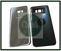 Батарейная крышка для Samsung G955 Galaxy S8+ (Arctic Silver)