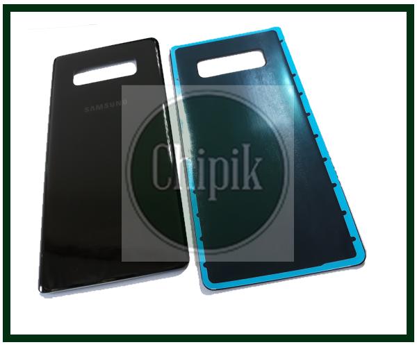 Батарейная крышка для Samsung N950 Galaxy Note 8, Черная