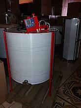 Медогонка 4-х рамочная автоматическая под рамку Дадан