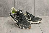 Кроссовки A 049 -2 (Nike Zoom) (весна/осень, мужские, текстиль, серый), фото 1
