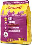 Josera Mini Deluxe Беззерновой корм для собак мелких пород, 900 гр, фото 2