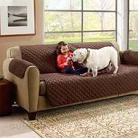 Двустороннее покрывало на диван Couch Coat Reversible