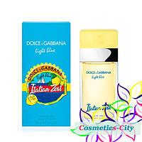 Женская парфюмированная вода Dolce Gabbana Light Blue Italian Zest,125мл