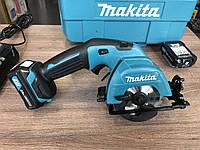 Makita HS301D 10.8V 2Ah акумуляторна ручна дискова пила, фото 1