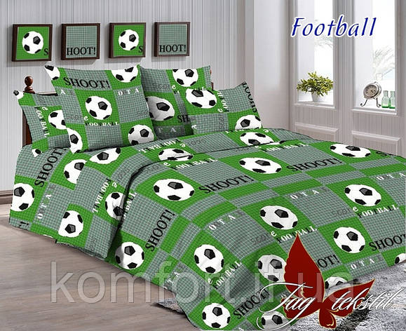 Комплект постельного белья Football, фото 2